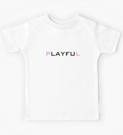 PLAYFUL Kids Tee