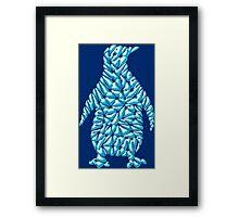 Ice Penguin  Framed Print