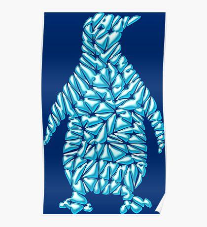 Ice Penguin  Poster