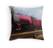 Stanier pacific on Shap Throw Pillow