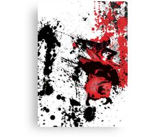 Techno Flamenco - Drumfunk. Whitnoise Canvas Print