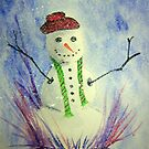 Snowman by Mitch Adams