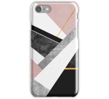 Lines & Layers iPhone Case/Skin
