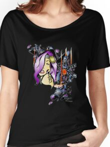 KMachine Girl Women's Relaxed Fit T-Shirt