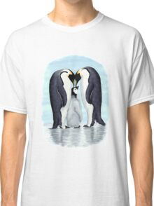 family of penguins Classic T-Shirt