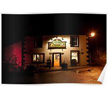 Fox & Hounds, Ennerdale Bridge, Cumbria 11/12/2011 Poster