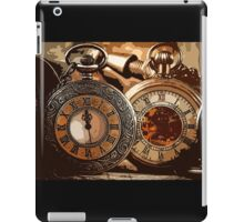 DIFFERENT TIMES iPad Case/Skin