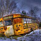 School Bus 23 by BigD