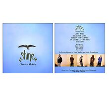 The Shines EP/CD artwork Photographic Print