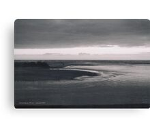 Coast #10 Canvas Print