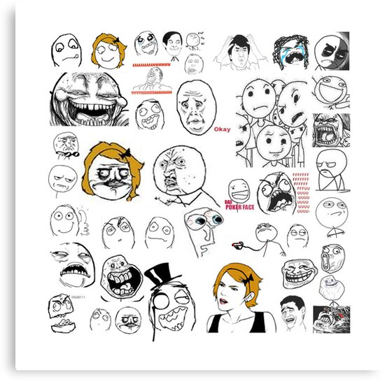 Meme Collage by iLostmychild