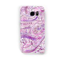 Purple Samsung Galaxy Case/Skin