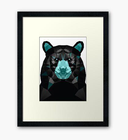 GTA V Bear Framed Print