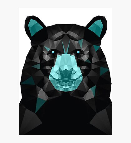 GTA V Bear Photographic Print
