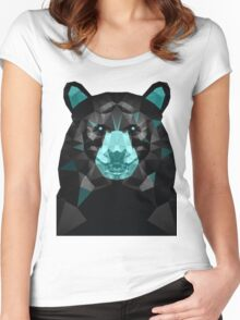 GTA V Bear Women's Fitted Scoop T-Shirt