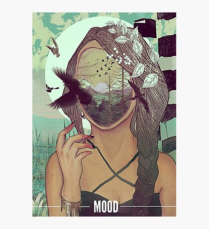 MOOD Photographic Print