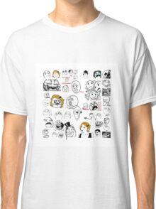 Meme Collaboration Shirt Classic T-Shirt