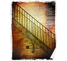Staircases Poster