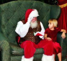 Letter To Santa by Eddie Yerkish