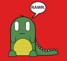 RAWR. Kids Tee