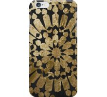 Moroccan Gold II iPhone Case/Skin