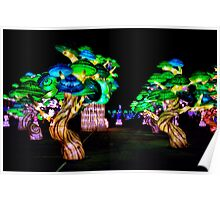 A Forest of Lanterns Poster