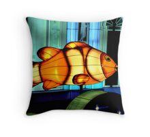 I Found Nemo Throw Pillow