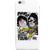 Peking Duk Welcome Tour iPhone Case/Skin