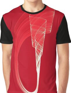 Red Offering Graphic T-Shirt