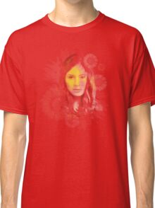 Splatter Amy Pond Classic T-Shirt
