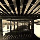 Water Under The Bridge by Miku Jules Boris Smeets