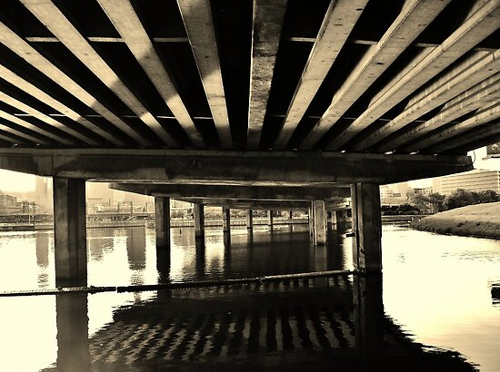 Water Under The Bridge by Miku Jules Boris Smeets