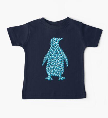Ice Penguin  Baby Tee