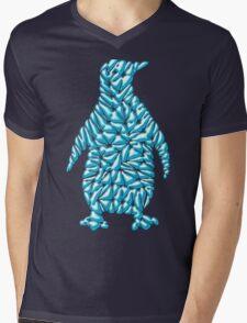 Ice Penguin  Mens V-Neck T-Shirt
