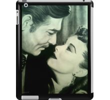 Rhett and Scarlet iPad Case/Skin
