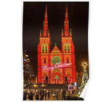 Christmas Lights 4 Poster