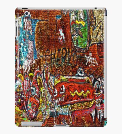 Graffiti #98 iPad Case/Skin