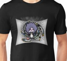 Loopy Afro Mouse Unisex T-Shirt