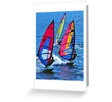 Derwent Squadron Greeting Card