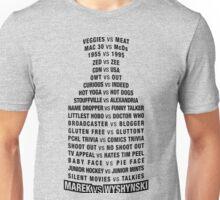 The Versus Cup (light) Unisex T-Shirt