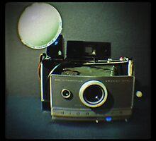 Vintage Polaroid 100 by bradydhebert