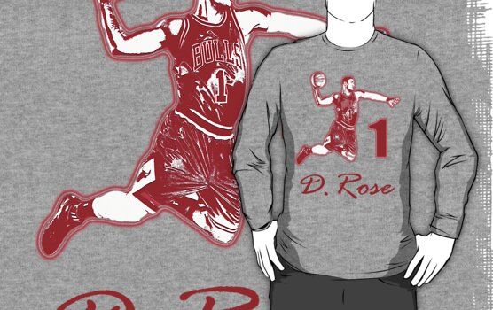 Derrick Rose! by Weeknd