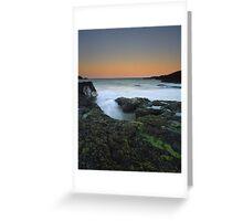 """""""Mellow"""" ∞ Kiama, NSW - Australia Greeting Card"""