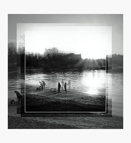 Dusk. Photographic Print