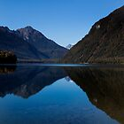 Lake Gunn early morning by shaun965