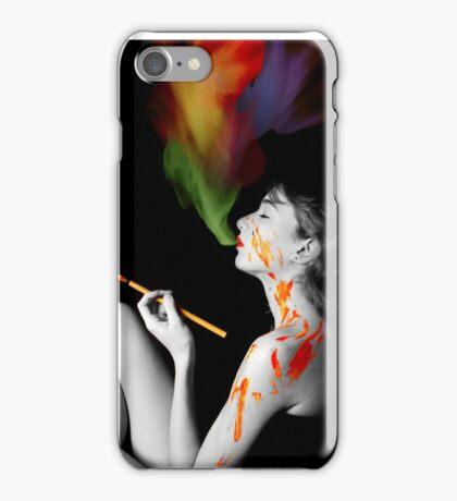 Art is my Drug iPhone Case/Skin