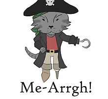 Me-Arrgh! by Arelono