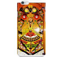 pinball machine iPhone Case/Skin