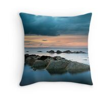 Skerries, County Fingal. Throw Pillow