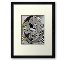 Contemplation - COAT OF ARMS Framed Print